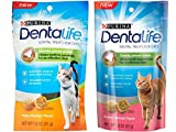 Purina Dentalife Dental Treats for Cats Bundle; Savory Salmon and Tasty Chicken Review