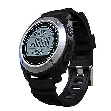 Smart Watch, Smartwatch Bluetooth para Android y iOS 8 con Remote ...