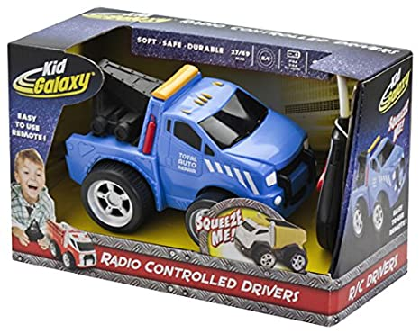 Buy Kid Galaxy Squeezable Remote Control Tow Truck  RC Toy