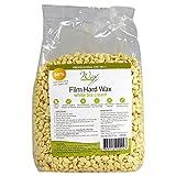 Depilation And Epilation - Wax Necessities Film Hard Wax Beads - White Tea Cream 35.27 oz (1000g)