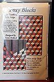 img - for Foxy Blocks - Anita Hallock / Mini Scrap Quilt 12' x 20