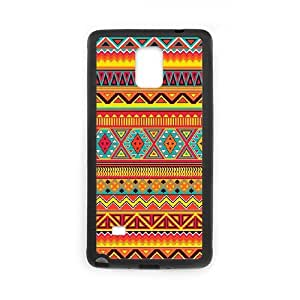 FLYBAI Cute Pattern Phone Case For Samsung Galaxy note 4 [Pattern-6]