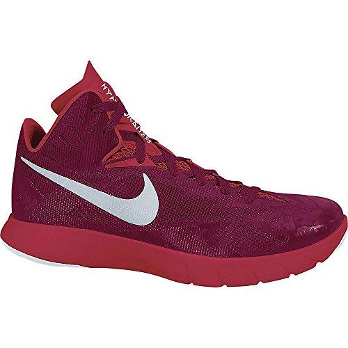 Nike Shox Vital WMN'S - Zapatillas de deporte de cuero para mujer team red/university red/metallic silver