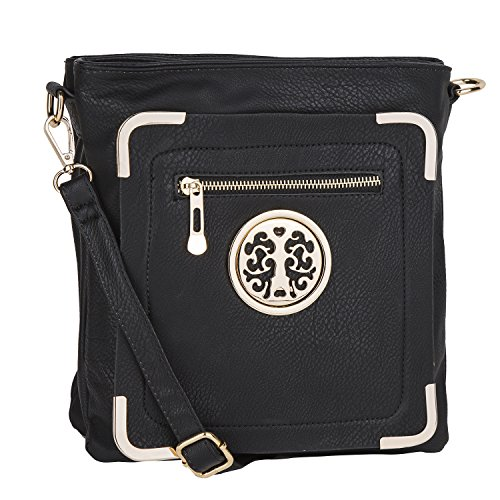~ Crossbody Zip ~ Woman Bag Crossbody Pocket ~ Crossbody Crossbody Crossb with Shoulder ViCtoRia��S~FaShiOn Bag Purse Multiple Strap for top Bag Crossbody ~ Purse Crossbody ~ Purse Closure ~ Adjustable 4Ba5Rqw