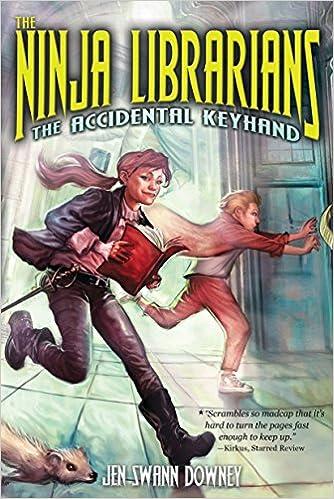 Ninja Librarians: The Accidental Keyhand Idioma Inglés ...