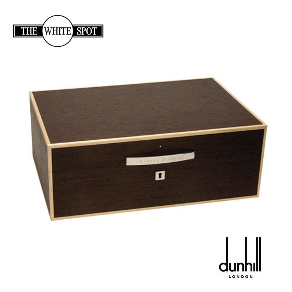 Dunhill ダンヒル 喫煙具 ホワイトスポット アスコット ヒュミドールマッカサル(80本用) HS7543 B01FML0CH2