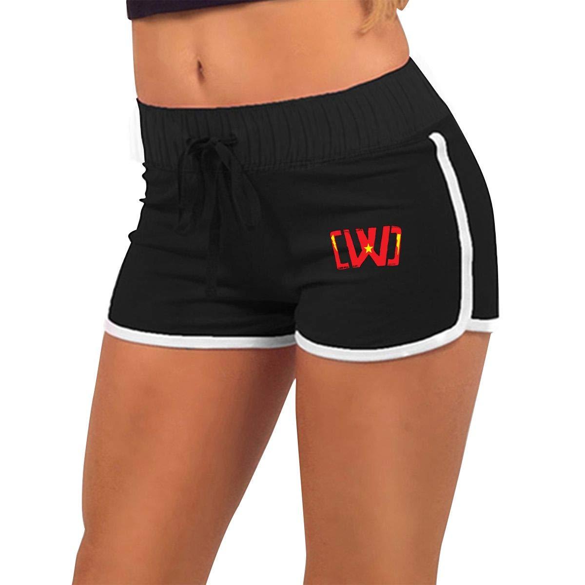 Gilmmer Women Elastic Low Waist Hot Pants CWC Chad Wild Clay ...