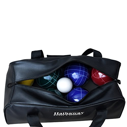Hathaway Deluxe Bocce Ball Set Multi by Hathaway (Image #3)