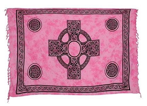Kascha Trading - Camisola - para mujer Keltisch Rosa Batik