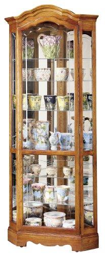 Howard Miller 680-250 Jamestown II Curio Cabinet