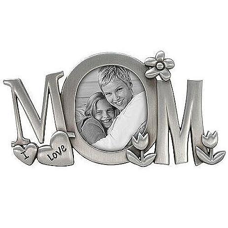 i love mom special metallic frame by malden 3x3 - Mom Frames