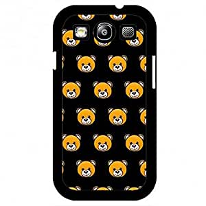 TPU Samsung Galaxy S3 Moschino Phone Case,Moschino Pattern Luxury Logo Back Cover For Samsung Galaxy S3