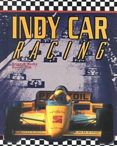 Car Magazine Racing Indy (Indy Car Racing (Race Car Legends))