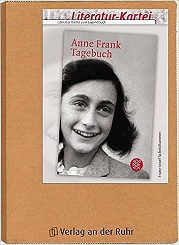 Anne Frank Tagebuch Literatur Kartei Amazonde Franz Josef