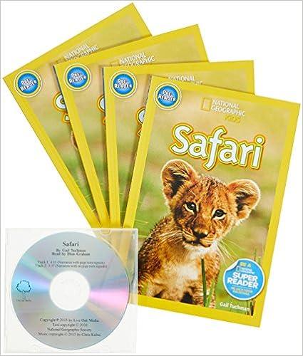 Descargar Torrents Castellano Safari (4 Paperback/1 Cd) Epub Sin Registro