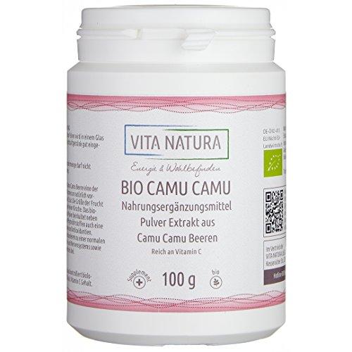 Camu Camu Pulver biozertifiziert 100g