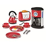 Children's Morphy Richards Kitchen Set - Toaster, Kettle & Coffee Maker 3+