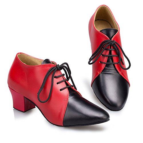 CFP - danza moderna mujer , color negro, talla 1,5 UK