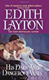 His Dark and Dangerous Ways, Edith Layton, 0061253634