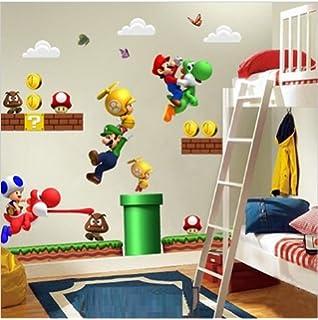 Solo Signs UK Super Mario Door Plaque - Personalised ...