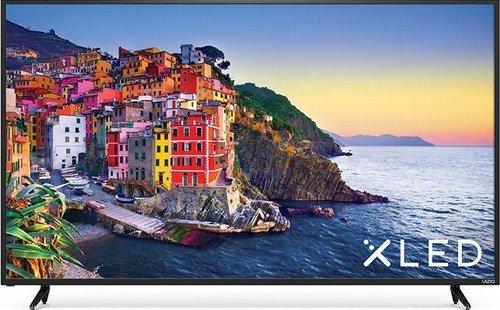 Vizio E-Series E65-E1 65-inch Smart Cast 4K UHD Home Theater LED Display - 3840 x 2160 - 5000000:1 - 180 CA - 120 Hz - USB, HDMI (Certified Refurbished) (65 Vizio Tv 4k)