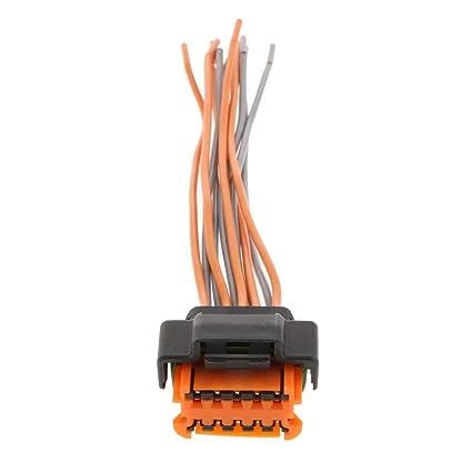 amazon com: flameer car wire harness connector head fog lamp light bulb  socket holder wiring connector plug for auto car 440 10p: automotive