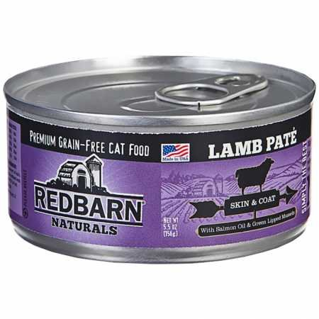 Image of REDBARN NATURALS PATE CAT CAN- SKIN/COAT