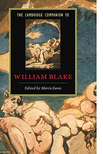 The Cambridge Companion to William Blake (Cambridge Companions to Literature)