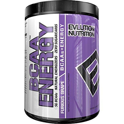 Evlution Nutrition BCAA Energy, 30 Servings (Furious Grape)