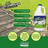 PURE 20% Industrial Strength Natural Vinegar