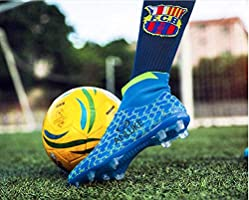 Amazon.com: XUE - Zapatillas de fútbol/zapatos de fútbol ...