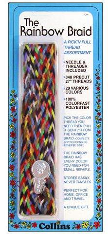 The Rainbow Braid Collins