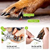 Slopehill Dog Nail Clippers, Pet Nail Clippers with