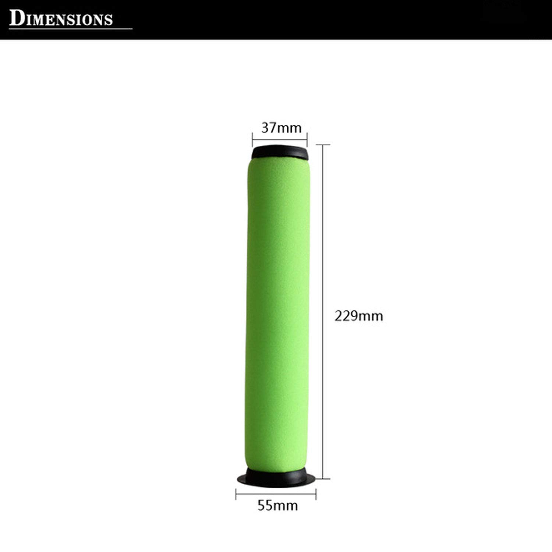 2 x GTECH AirRam MK2 K9 Aspirapolvere Portatile Senza Fili filtri lavabili
