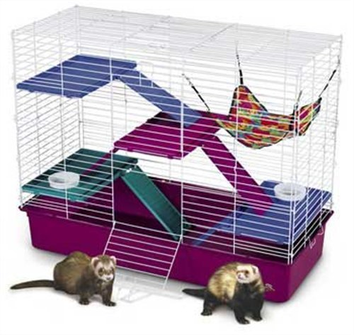 Super Pet My First Home Multi-Floor, Extra-Large -