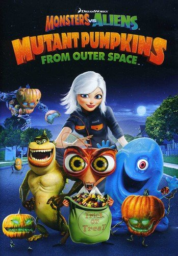 Monsters Vs. Aliens: Mutant Pumpkins From Outer Space]()