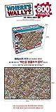 800Piece Jigsaw Puzzle Where's Wally (Waldo) GOBBLING Hobby Home Decoration DIY
