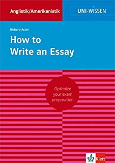 writing essays for dummies uk edition de mary page  uni wissen how to write an essay anglistik amerikanistik sicher im studium