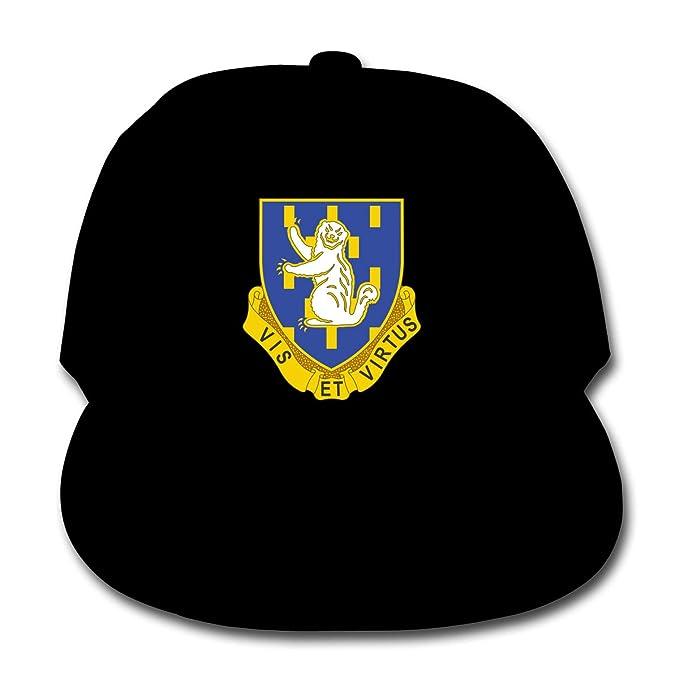 41e77b3c12 Amazon.com: 337th Infantry Regiment Boy Girl Adjustable Baseball Cap ...