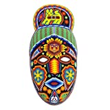 NOVICA 154261'' Messenger Beadwork Mask