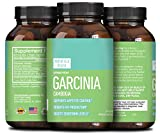 95% HCA Garcinia Cambogia Extract Weight Loss Pills for Men & Women – Fat Burn Supplement Carb Blocker Appetite Suppressant Metabolism Boost – Pure Garcinia Cambogia with Chromium For Sale