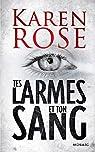 Tes larmes et ton sang (MOSAÏC) par Rose