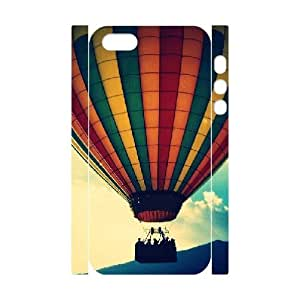 3D Case For Htc One M9 Cover Cases, Protection Cute Big Ballon in the sky Cases For Case For Htc One M9 Cover {White}