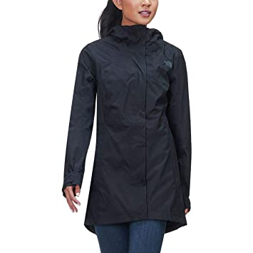 770191314 The North Face Women's City Midi Trench, TNF Black, XXL: Amazon.co ...