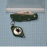 NEW Unused Numbered FL01LFGP SPYDERCO Photon Ladybug Model Folding Knife