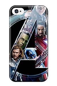Excellent Design 2012 The Avengers Case Cover For Iphone 4/4s