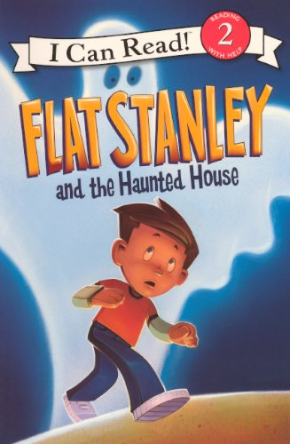 Flat Stanley And The Haunted House (Turtleback School & Library Binding Edition) (I Can Rad! 2)