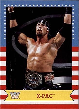 2017 Topps Heritage WWE Wrestling Bizarre SummerSlam Matches #5 X-Pac