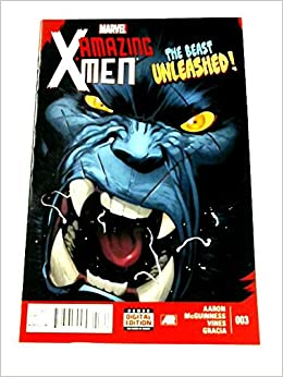 Book [ Amazing X-Men: The Quest for Nightcrawler Aaron, Jason ( Author ) ] { } 2014