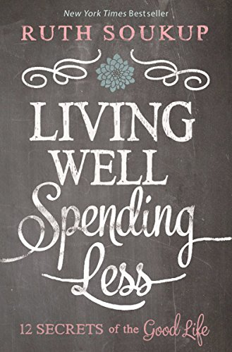 Living Well Spending Less PDF